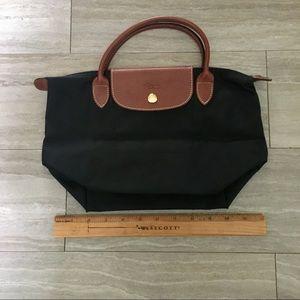 Longchamp Small Le Pliage Top Handle Tote